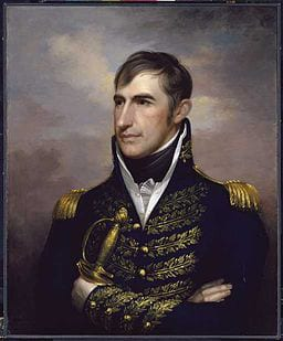 General William Henry Harrison Smithsonian