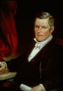Indiana Governor James B Ray