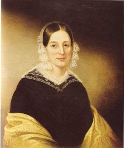Mrs William Crane Sarah Miriam Peale