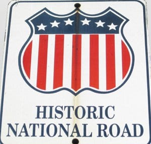 National Road Sign Cropped