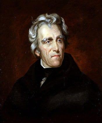 Andrew Jackson US President