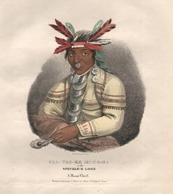 The Miamis Indian Tribe