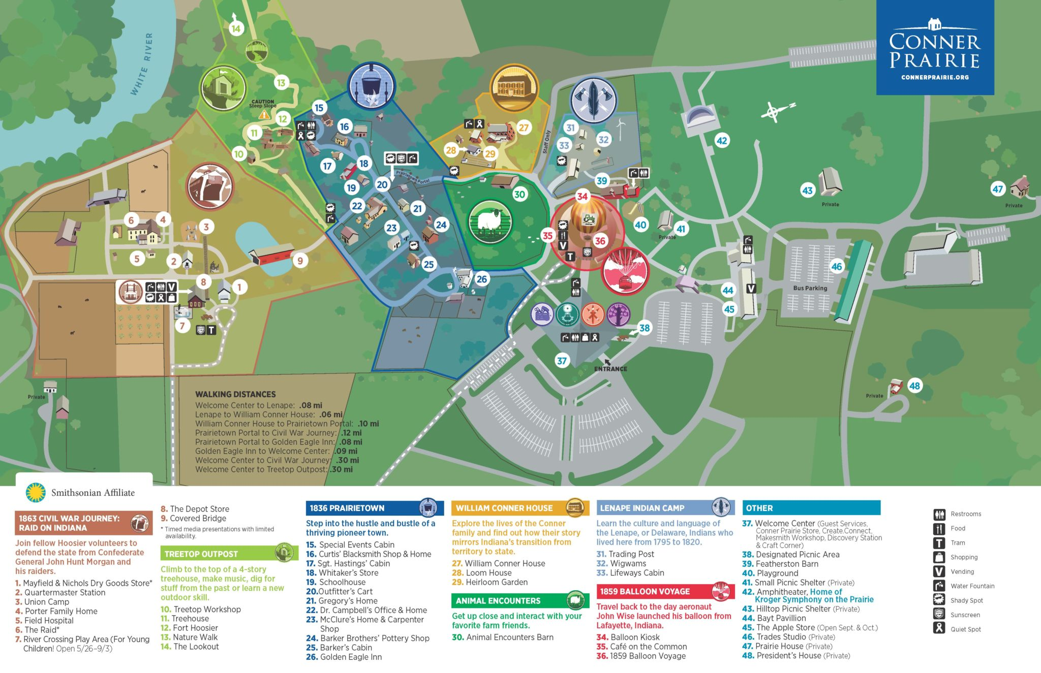 Guest Map