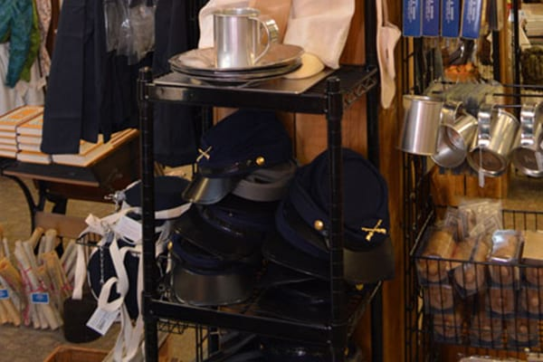 Tile Civil War Hats 600x400