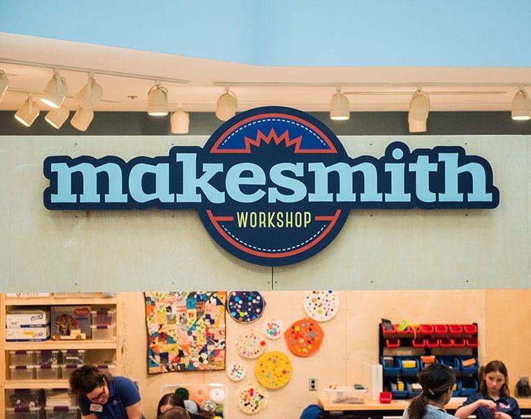 Makesmith Workshop