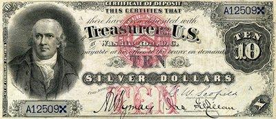 Paper Money 1