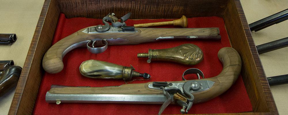 Colonial Era Pistol