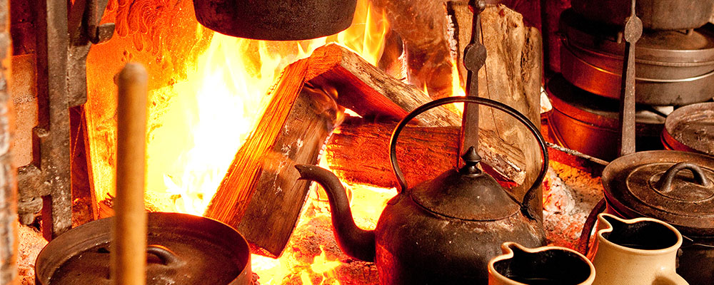 Traditional Arts & Arms Making Workshops: Hearth Cooking