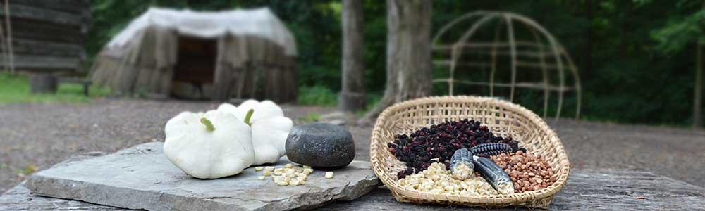 Lenape Foodways