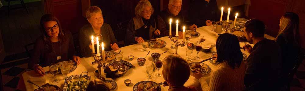Hearthside Supper