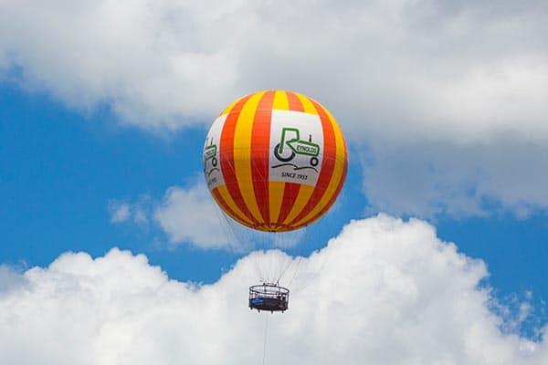 1859 Balloon Voyage