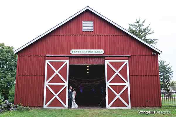 Featherston Barn