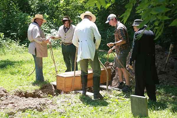 Prairietown Funeral