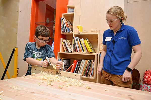 Makesmith Workshop - Woodworking