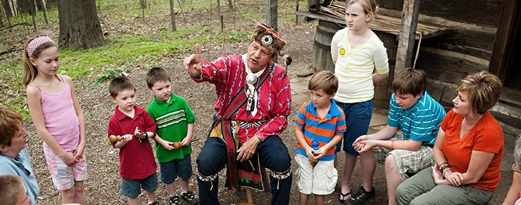 Outdoor Excursions - Lenape Storytelling