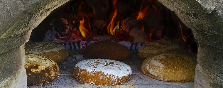 Wood Fired Baking