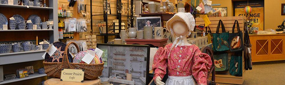 Conner Prairie Store