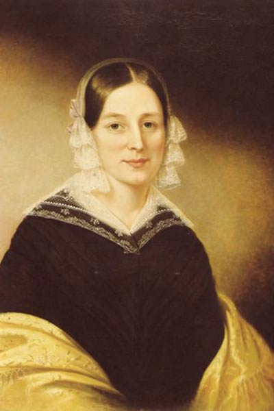 Mrs. William Crane - Sarah Miriam Peale