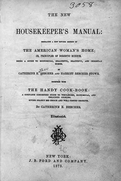Housekeepers Manual