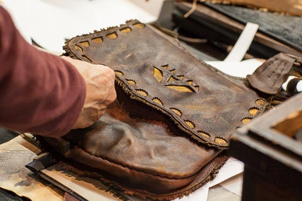 Traditional Arts & Arms Workshops: Advanced Leatherworking