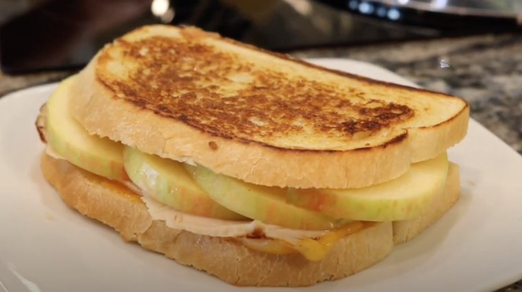 TAC Grilled Cheese