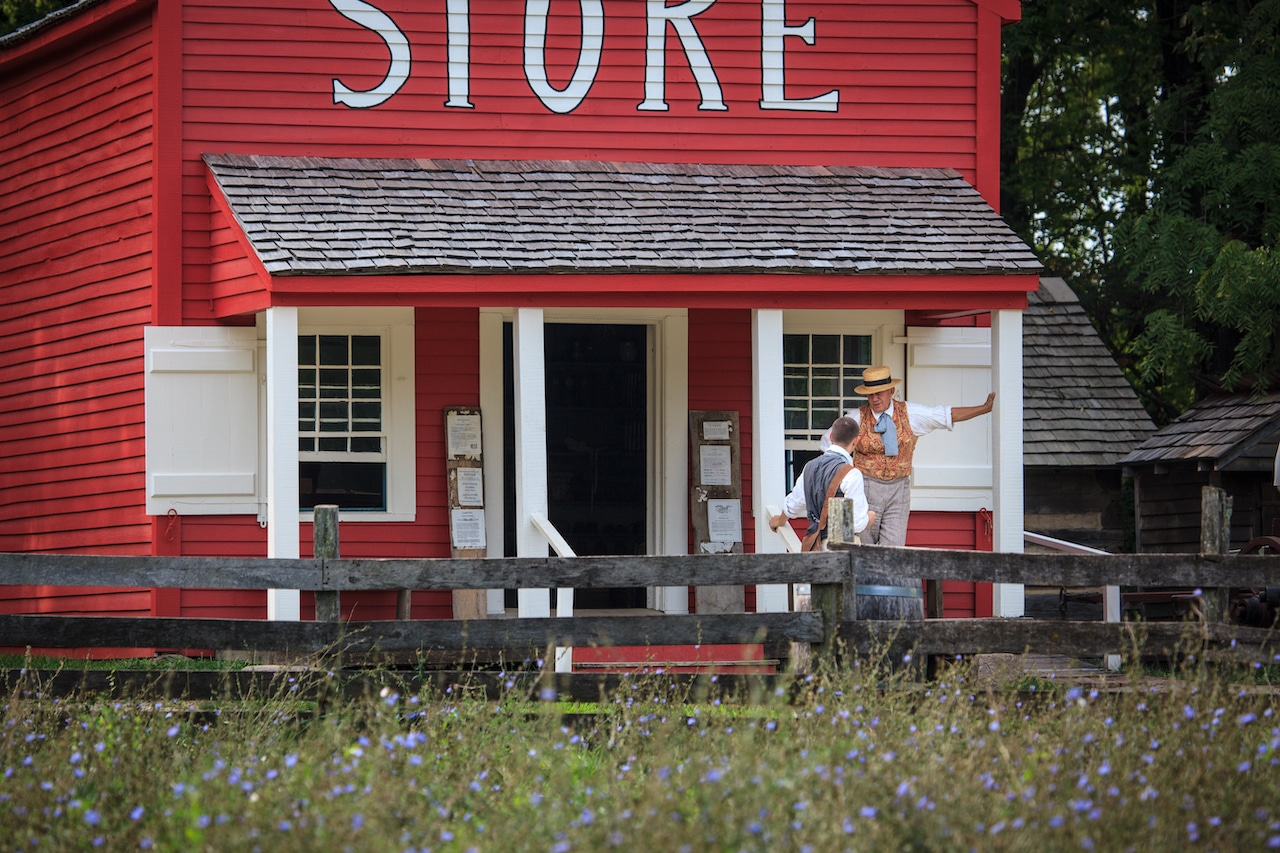 Prairietown store