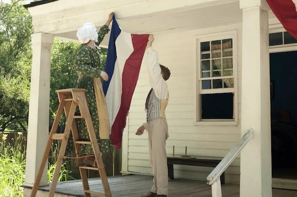Fourth of July in Prairietown