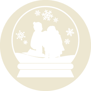 Step into the story - A Merry Prairie Holiday