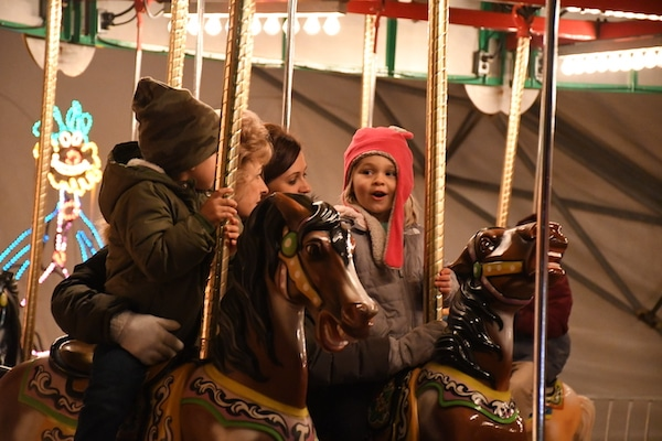 Kringle's Carousel