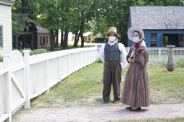 Masked Interpreters