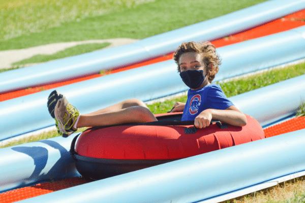Summer Camp at Conner Prairie