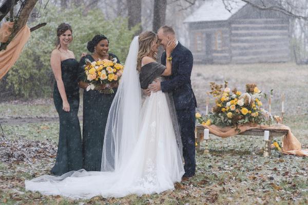 Weddings on the Prairie