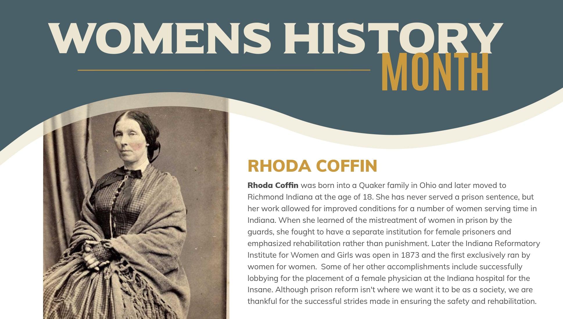 Rhoda Coffin