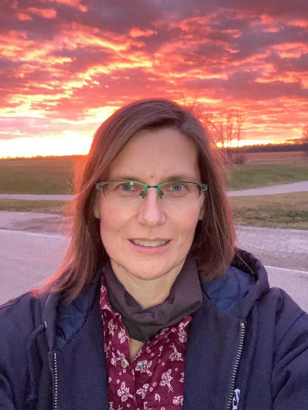 Carol Emmert is the Custodial Team Lead at Conner Prairie