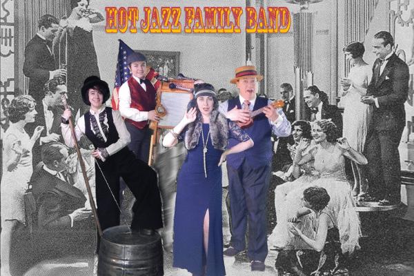 Hot Jazz Family Band
