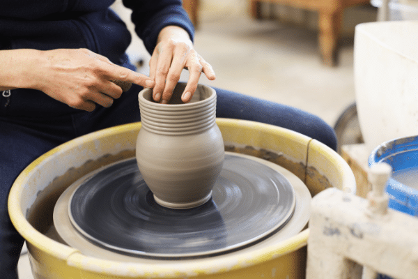 Prairie Pursuits Wheel Thrown Pottery
