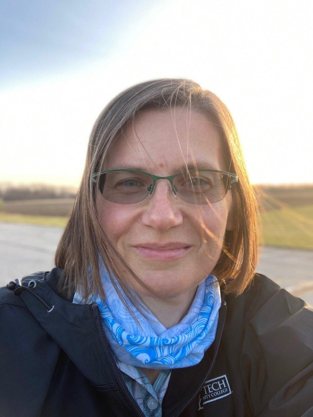Carol Emmert, Recruitment and Volunteer Manager at Conner Prairie