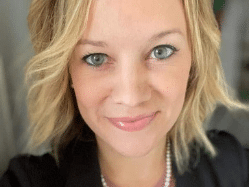 Brandy Zollman is the Director of Education at Conner Prairie