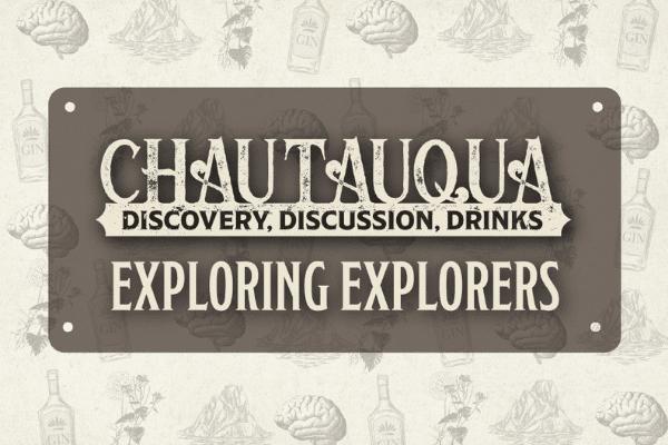 Chautauqua Exploring Explorers Logo