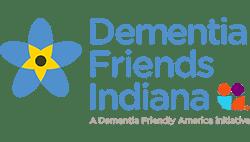 Demenita Friends Indiana Logo