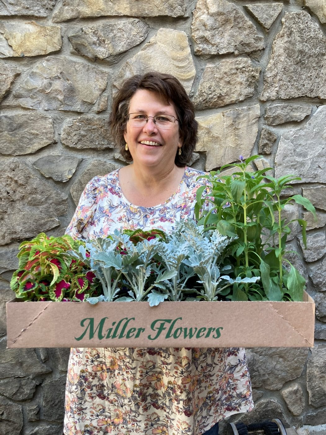 Michelle Evans, the Domestic Trades Manager at Conner Prairie, oversees Foodways and Gardens.