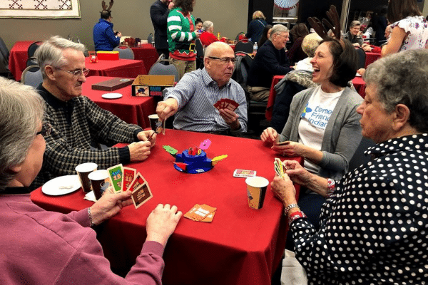 Memory Cafe at Conner Prairie