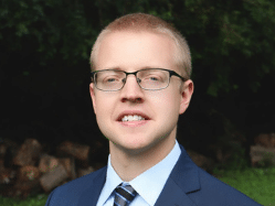 Zach White, Senior Manager of Camps and Recreation at Conner Prairie.