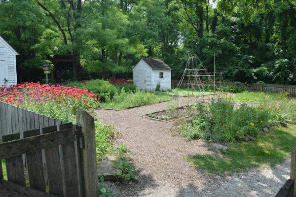 Conner Prairie Garden