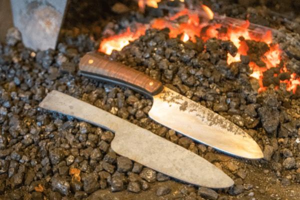 Custom Kitchen Knife