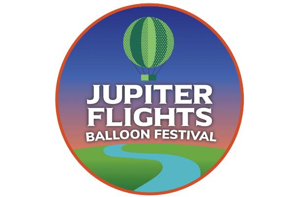 Jupiter Flights Balloon Festival Logo