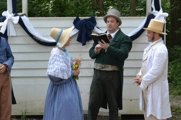 Prairietown Wedding