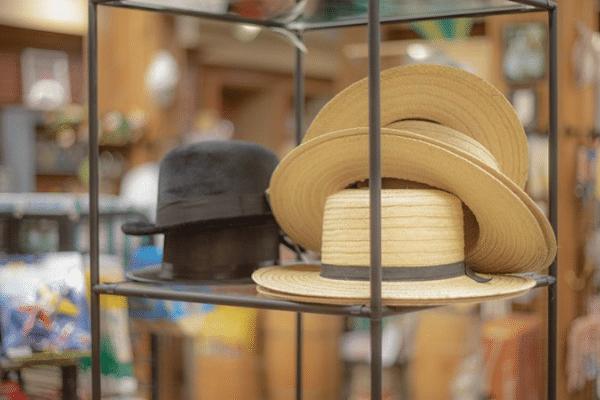 Civil War Era Costume Hats