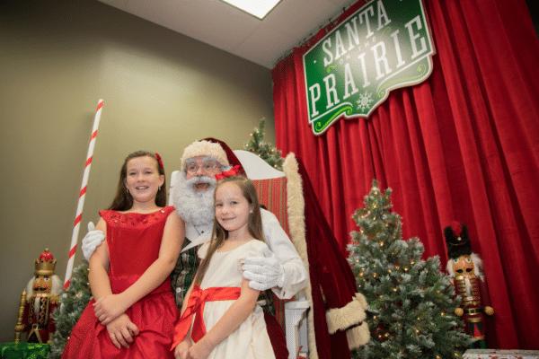 Sensory Friendly Visit With Santa