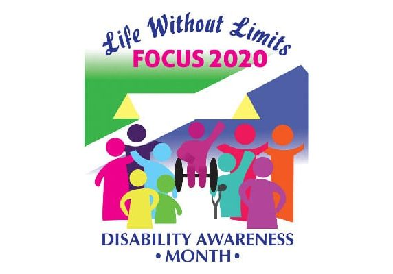 Life Without Limits - Disability Awareness Month